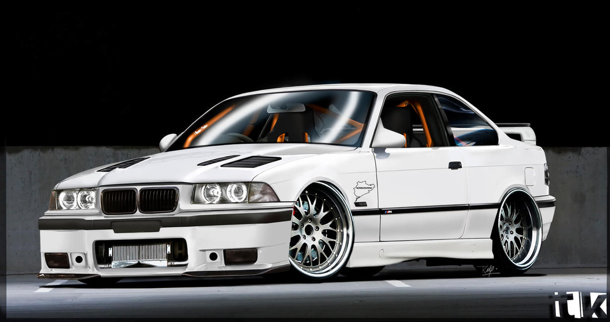 Bmw E36 M3 by TKtuning
