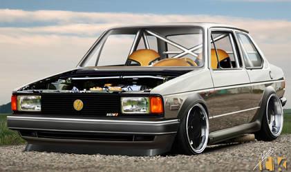 VW Jetta MKI