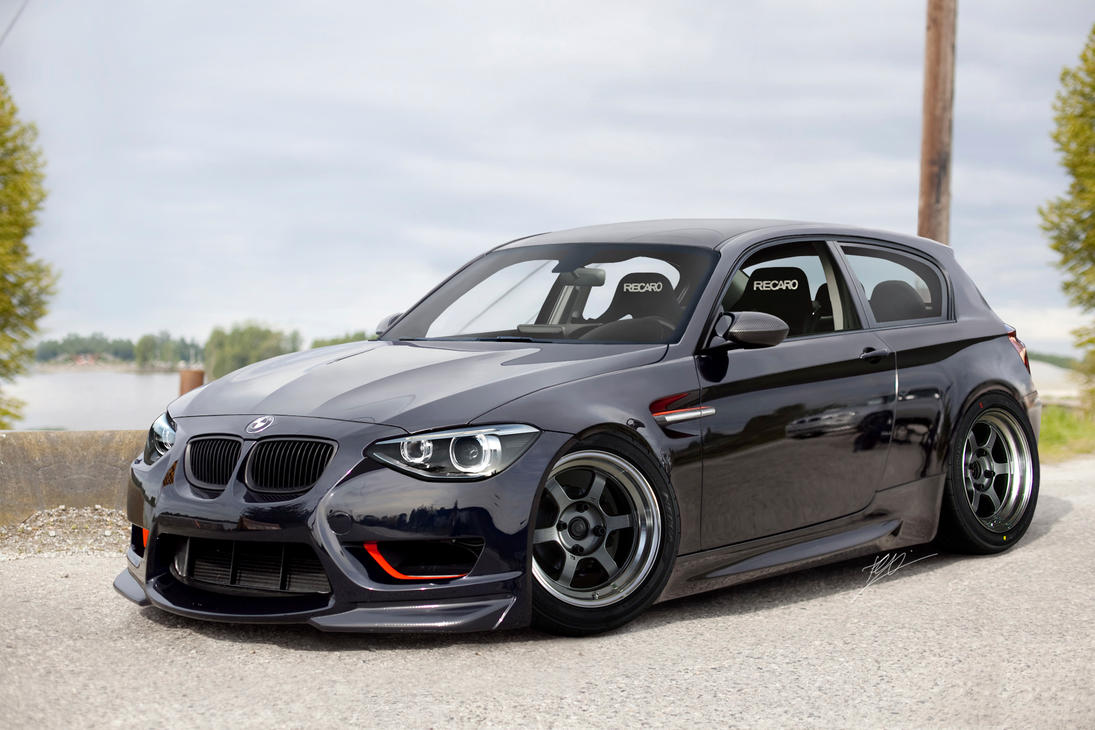 BMW 1-Series Coupe by TKtuning