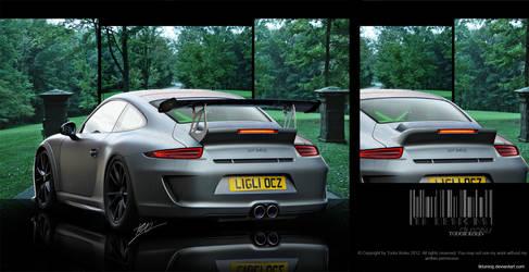 2013 Porsche 911 GT3 RS by TKtuning