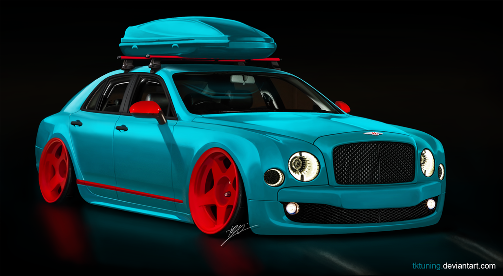 Bentley Mulsanne by TKtuning