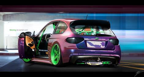 Subaru Impreza WRX by TKtuning