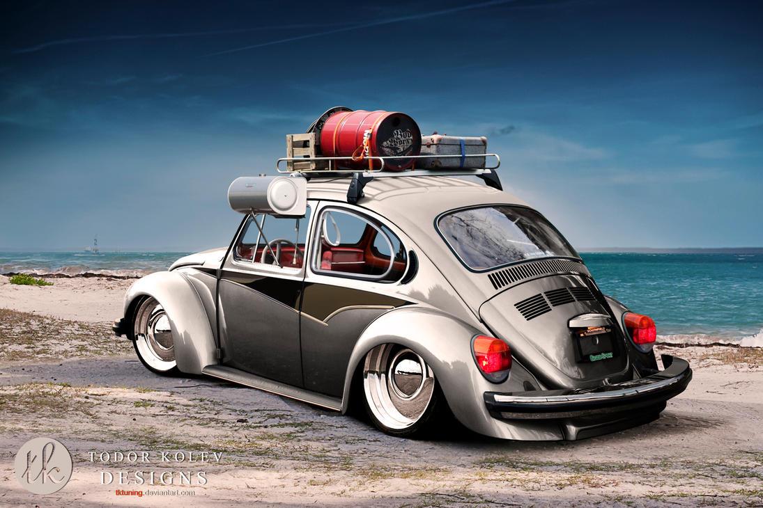 VW Beetle by TKtuning