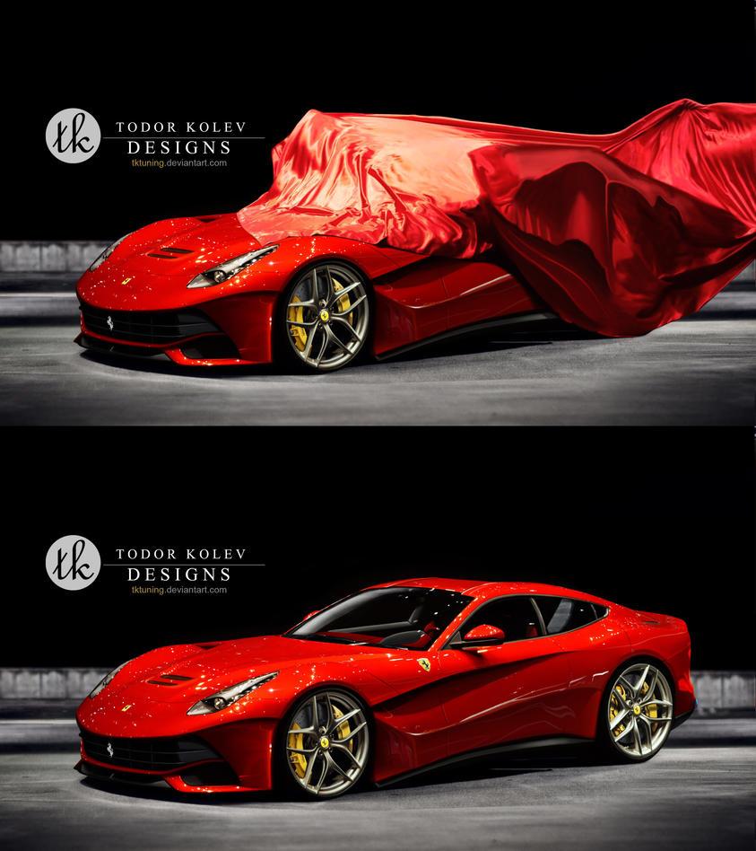 Ferrari Cielo Concept by TKtuning