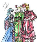 Legendary Trio Ver. 2