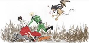 APH: Run England RUN by chevalier16