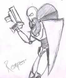 StarCraft Reaper