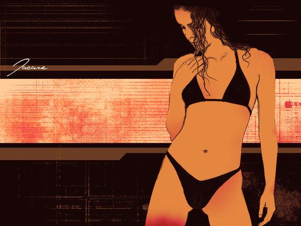 Sensual Wallpaper by MrJacare on deviantART