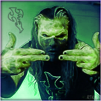 Jeff Hardy - Glow icon 2 by rtk12