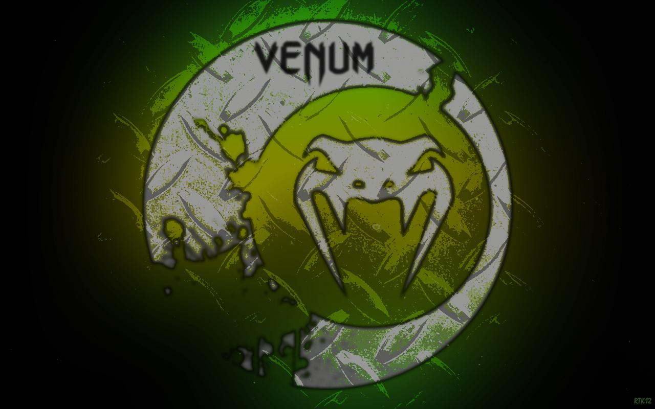 venum logo wallpaper - photo #2