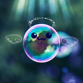 Kawaii Bubble by Pure-Poison89