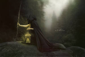 .: The Black Riding Hood :. by Pure-Poison89