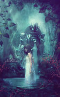 .: The Enchanted Pond :. by Pure-Poison89