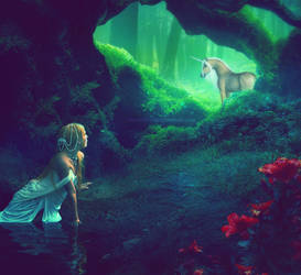 .: The Enchanted Forest :. by Pure-Poison89