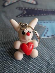 Love bunny by TheOneMarina