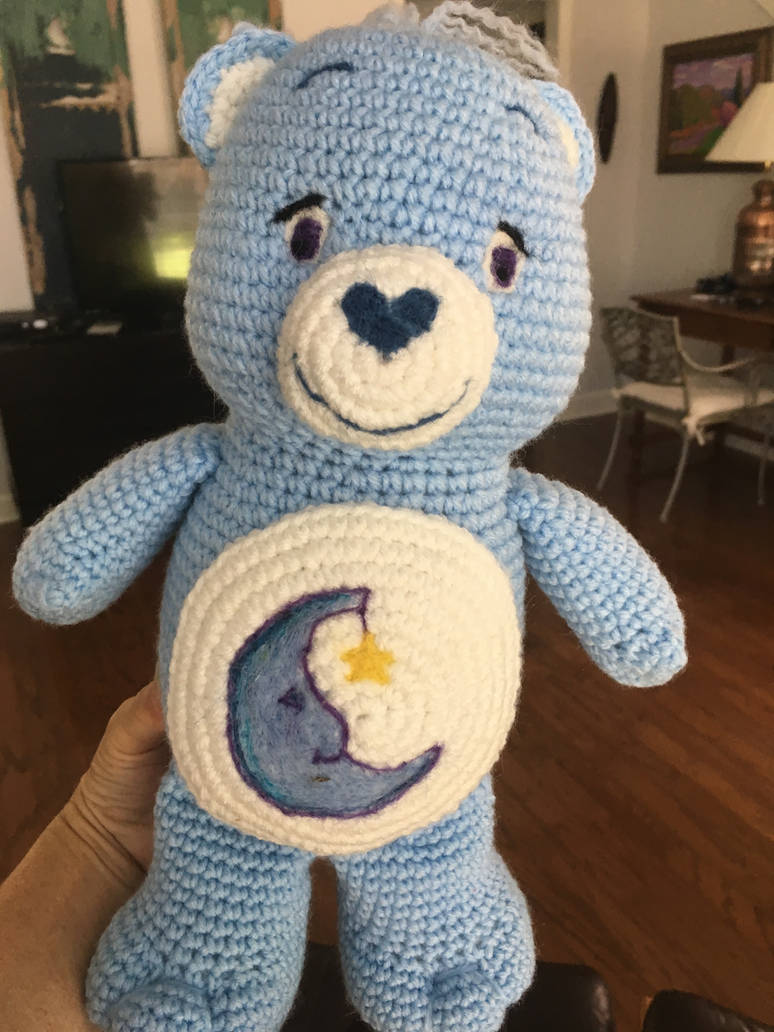 On a Care Bear kick now....there's a bunch of them by wdw28ears