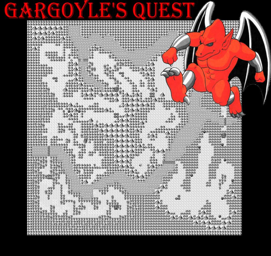 Gargoyle's Quest by naiskolben
