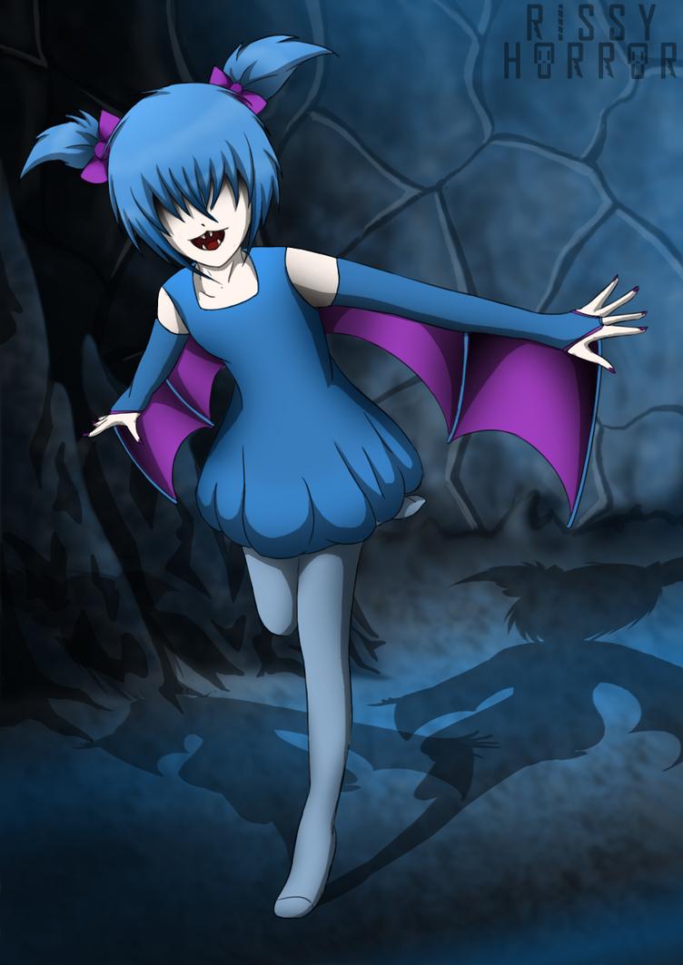 Zubat: Pokemon by RissyHorrorx