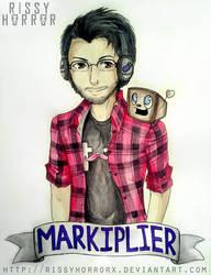 Markiplier by RissyHorrorx