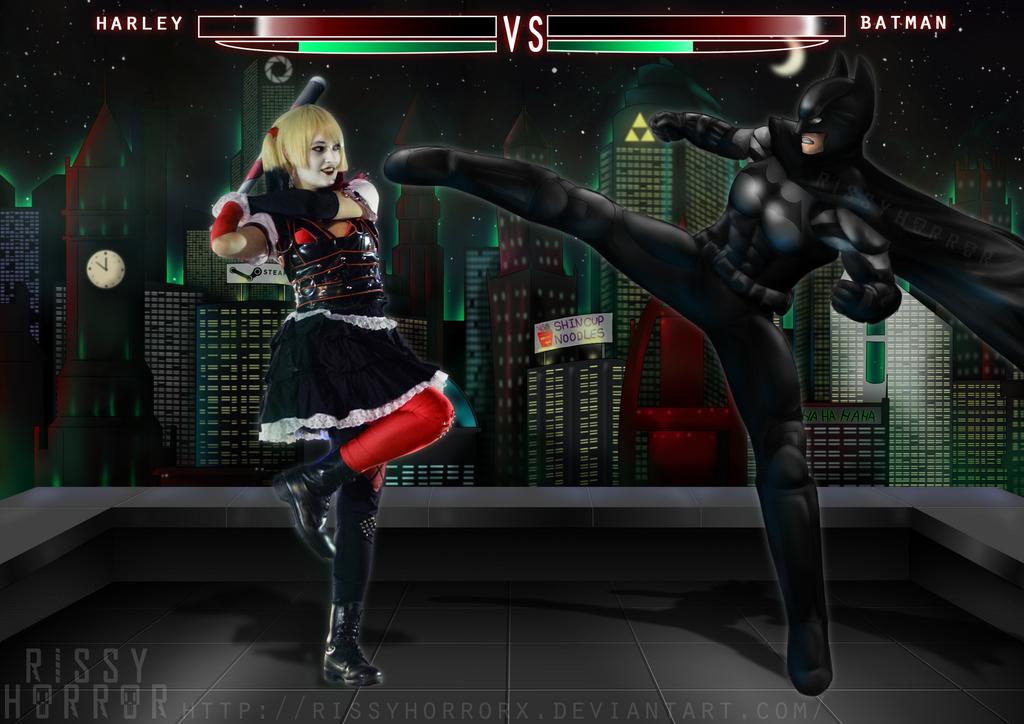 FIGHT! by RissyHorrorx