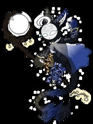 Moon Tarot Goddess