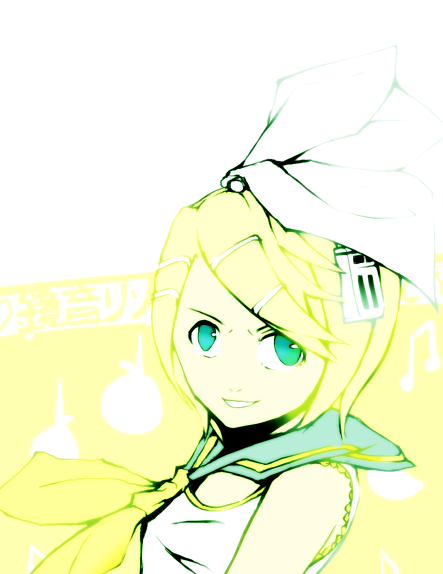 Kagamine Rin by camillemai