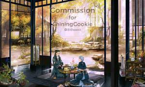 Commission: Marianne - Linhardt