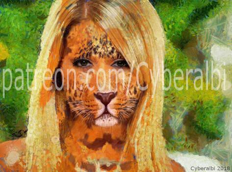 Leopard transformation Video
