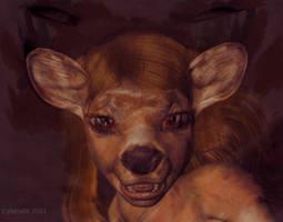 Girls in deer TF 3