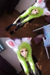 Green bunbun