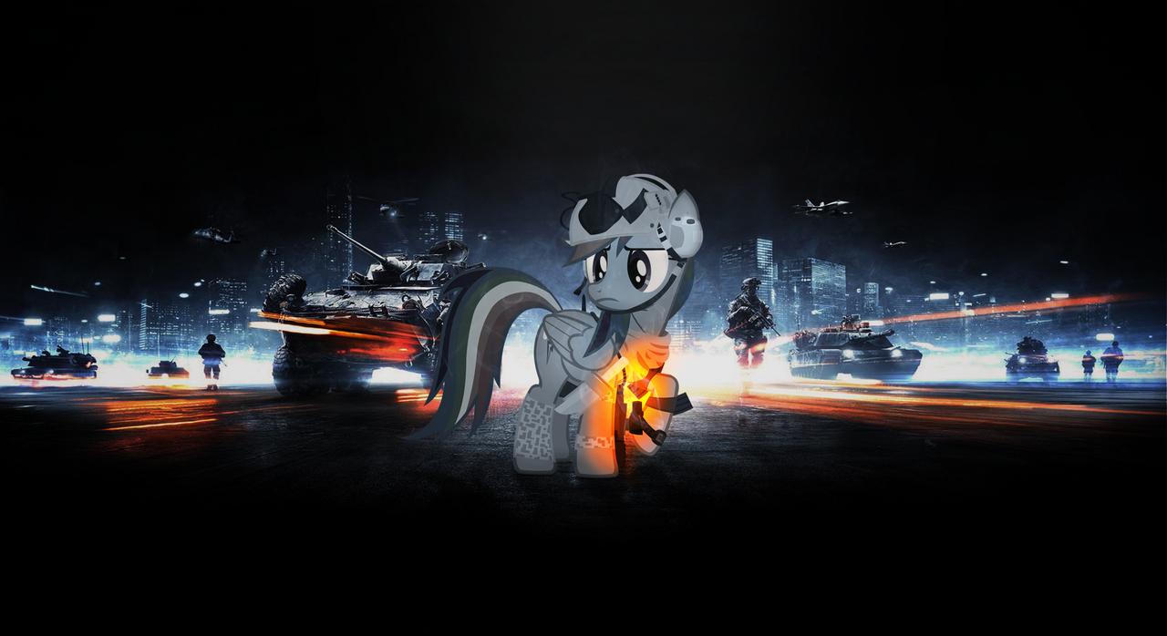 Battlefield 3 My Little Pony - YouTube