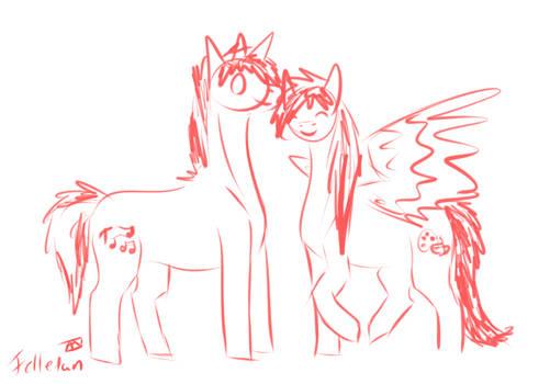 mini sketch commission~