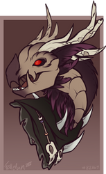 Feathered Bones~ [Speedpaint]