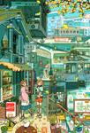 Ginkgo town