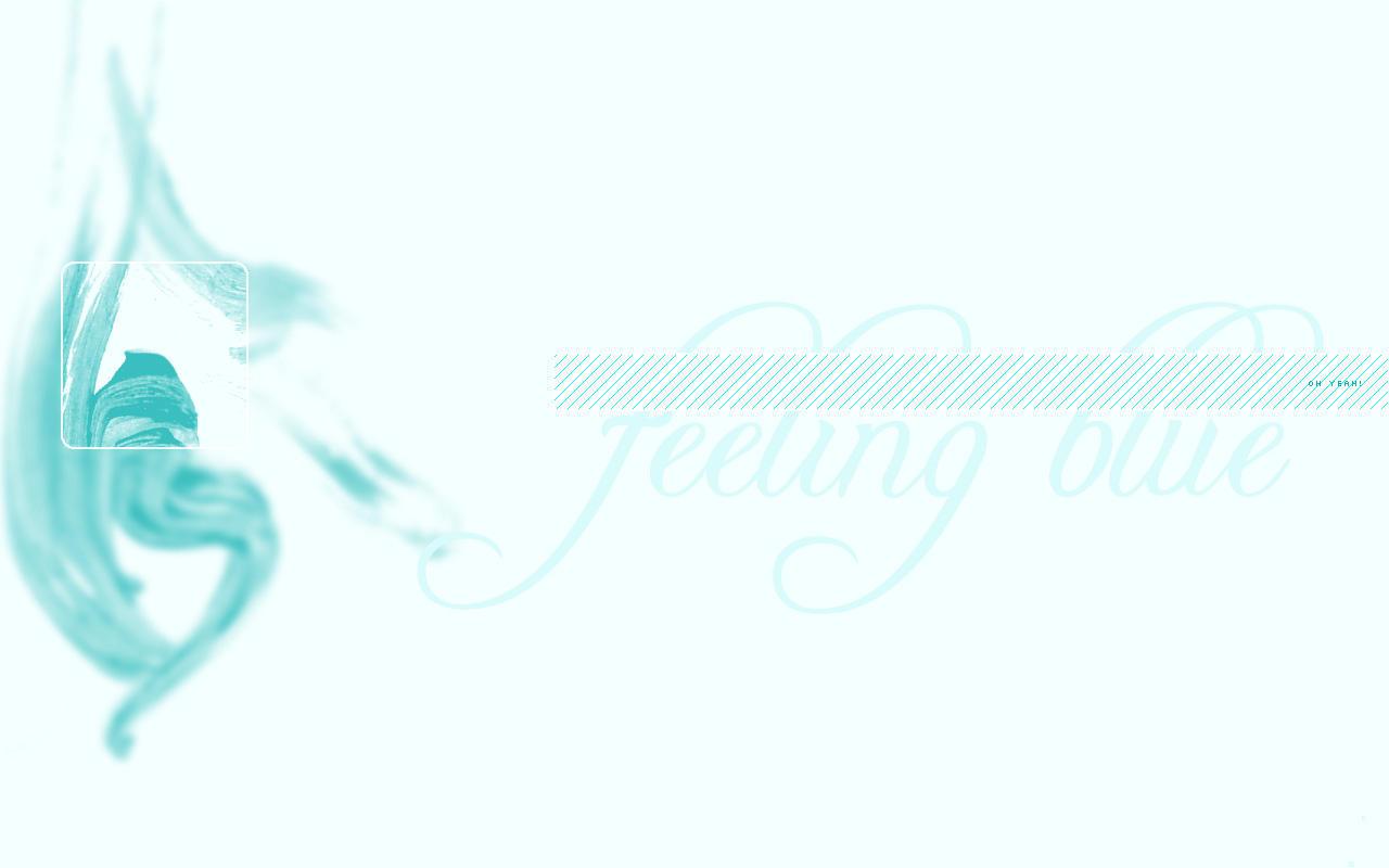 Feeling Blue by brasCOM