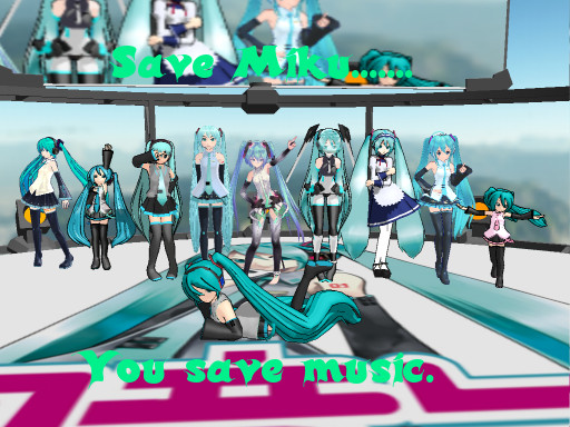 Save Miku and You'll save Music... by 10tater101