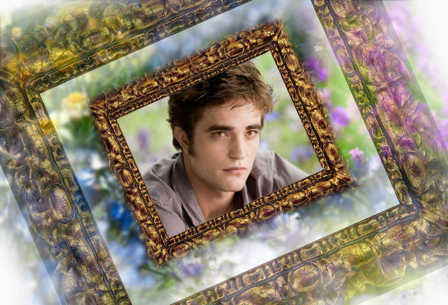 Edward Wallpaper Framed by TheSearchingEyes