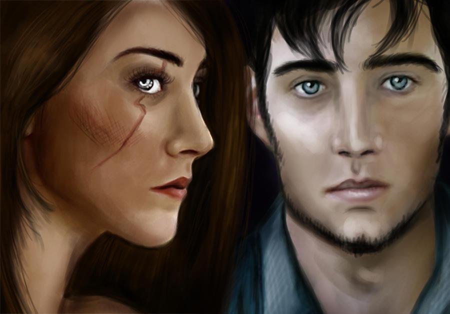 The Host: Ian and Wanda Portrait