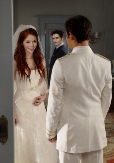 Renesmee's Wedding Day by TheSearchingEyes on DeviantArt