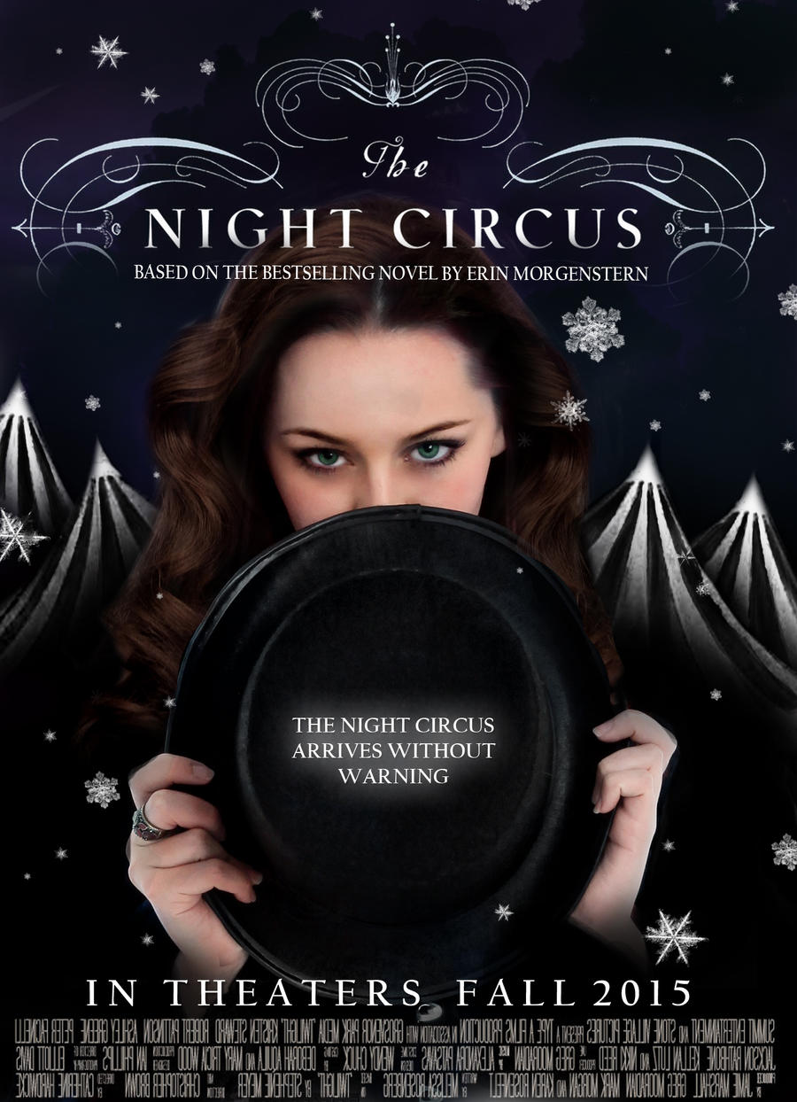 The night circus movie release date