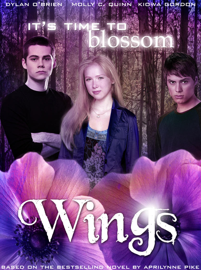 wings movie poster by thesearchingeyes on deviantart