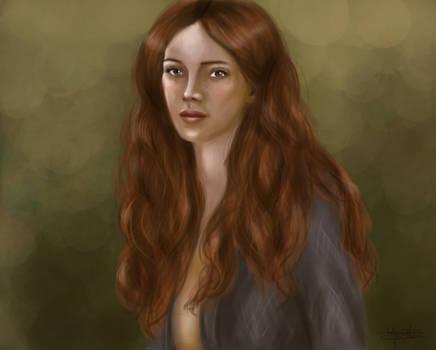 Edward's daughter
