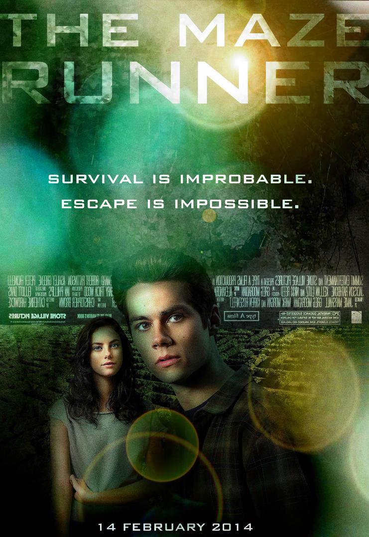 the maze runner poster by thesearchingeyes d6firu4 Maze Runner streaming ITA 2014