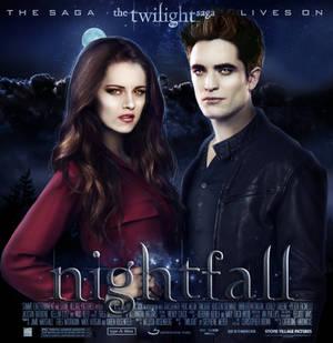 The Twilight Saga lives on: Nightfall