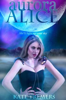 Fake book cover: Aurora Alice