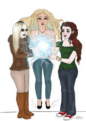 Electric YA ladies