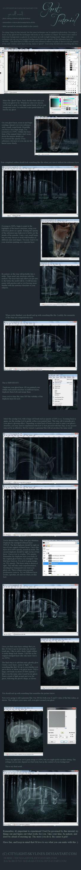 ghost tutorial. by citylight-skylines
