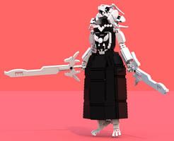 Lego Undertale Asriel Dreemurr 5 by pb0012