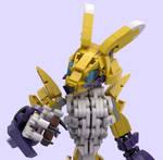 Digimon Tamers Renamon 7