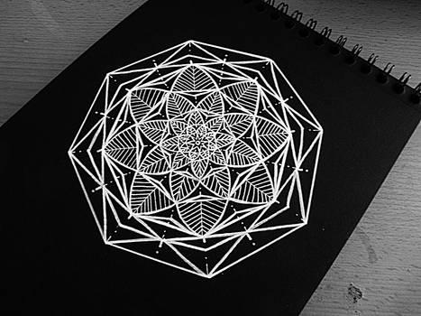 White Mandala I